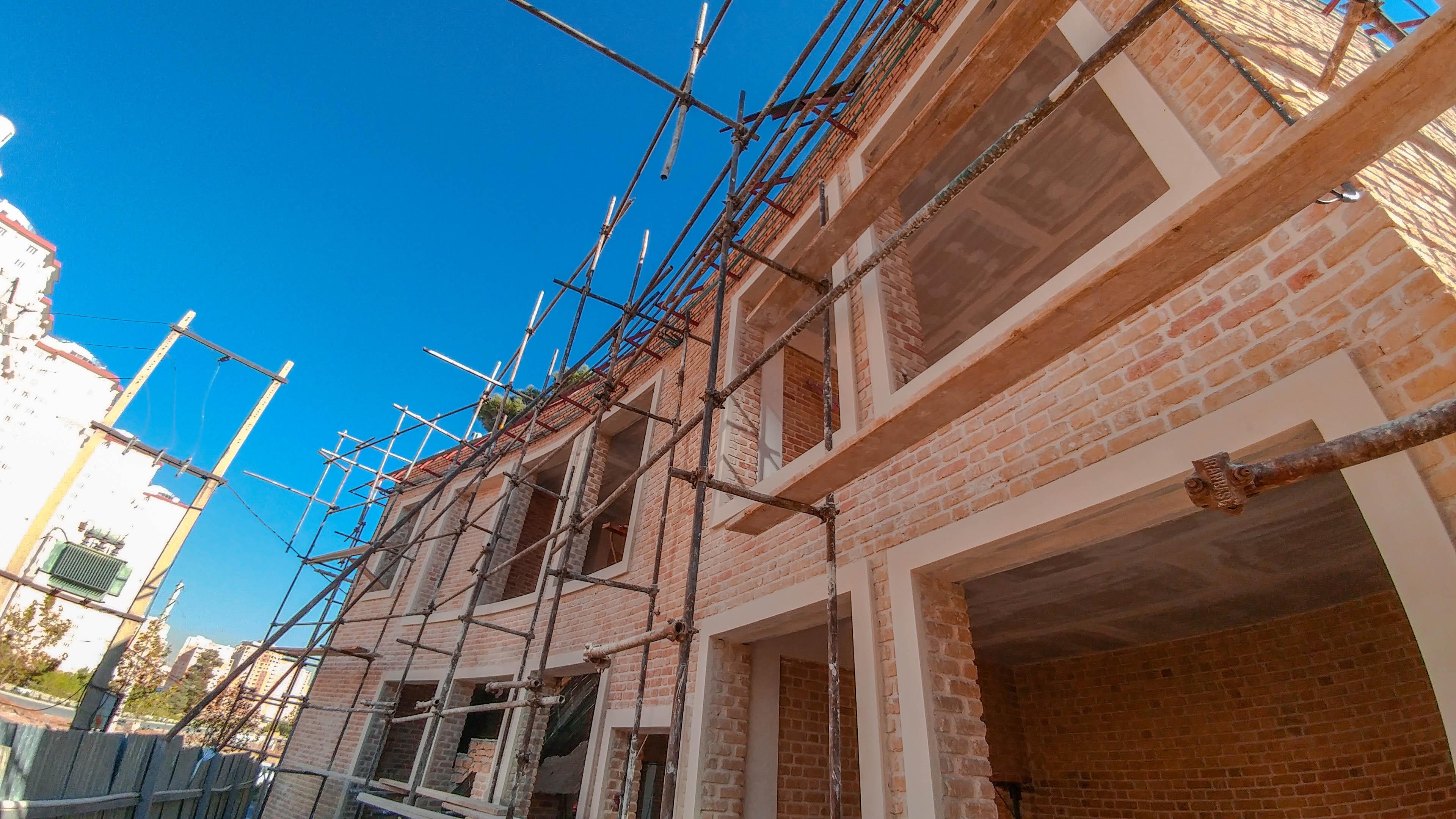 نماسازی و نصب پنجره ها پروژه دفتر شرکت آبادگستر سحر